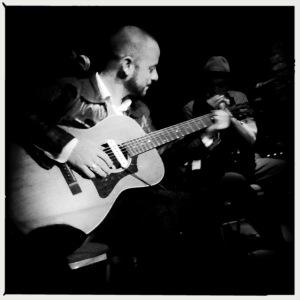 Dan Nash playing with Marco Farris at EBI 2015
