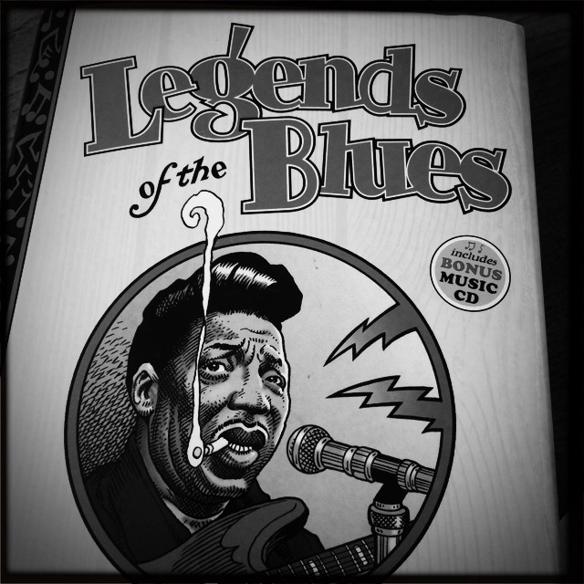 Blues Songs | Going Down Slow – Sitting at the Foot of the Blues