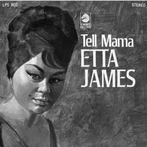 Etta James – Sitting at the Foot of the Blues