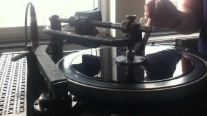 A recording Lathe