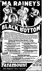 Ma Rainey Black Bottom