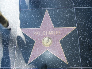Ray Charles - Hollywood Walk of Fame